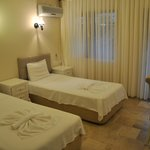 Double room with two single beds, HVM Cirali