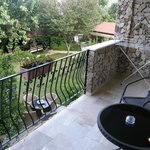Balcony of a double room, HVM Cirali