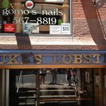 Luke's lobster in Philly