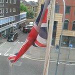 very british.... :)