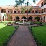 Patio Interno Hotel