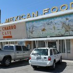 El Charro Restaurant, Lordsburg, NM