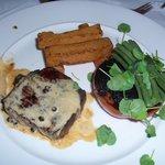 Dexter Steak in pepper sauce - beautiful meal