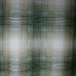 My plaid curtain obsession in the Green Room