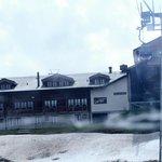 Berghotel Leiterli auf 1943 m.ü.M.