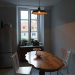 Dining area/ kitchenette