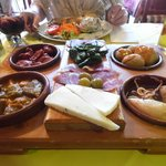 Highly Recommend the Selection of Tapas - 12Euros