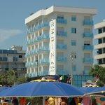 Hotel Regina Rimini Vacanze Urlaub Holiday