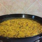 arroz del viernes