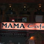 Night View For Mama Cafe