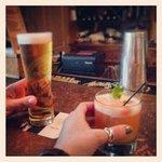 drinks at almar
