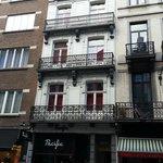 Classic Belgium Architecture