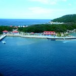 Labadee From the Ship