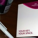 Fatuous: it's just a key card, for Heaven's sake!