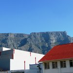Table Mountain from our Suite