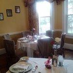Saint Jacques at The Burke Manor Inn