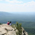 View from Humpback Rock