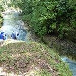 Water Tubing Rio Azul - blue river