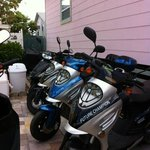 Scooter Rental Available
