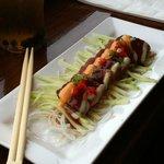 Tuna Sashimi at Lookout Tavern in Oak Bluffs on Martha's Vineyard