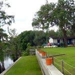 Suwannee Gables cabins
