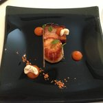 Oban scallop and pirk belly