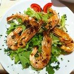 Wonderful Seafood Plate