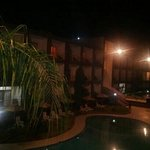 Hotel View in Night
