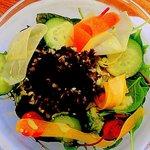 Victoria Terrasse - köstliche Salatschüssel