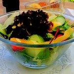 Victoria Terrasse - erfrischende salad bowl