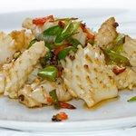 Calamares a la Pimienta de Sichuan