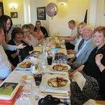 Family Birthday celebration lunch