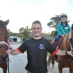 Local horse trek