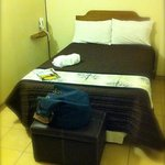 Mi habitación, un poco parca!