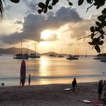 Sunset at Wyett's-BVI