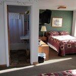 Room 10 Lamplighter Inn Panguitch