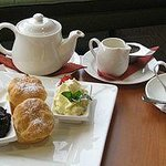Devonshire Tea or Coffee Upon Arrival