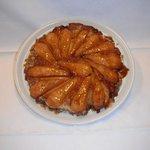 Tarte tatin di pere caramellate
