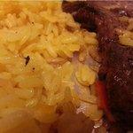 BUG in my rice..GROSS!!!!