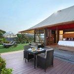 In-Villa Breakfast - Tent Villa