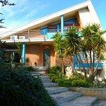 Villa Inclinata, oasi di pace in zona collinare. Centro d'arte, sede dei Cantieri Creativi.