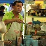 Food vendor at Yee Fong