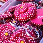 Rafflesia keychains