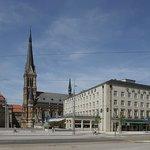Außenansicht Chemnitzer Hof