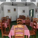 Cafe New Orleans Restaurant Sabang Purto Galera