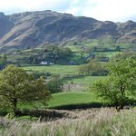 Beautiful Little Langdale and the Three Shires Inn