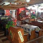 inside the taverna