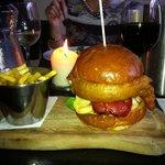 The Chinaski burger