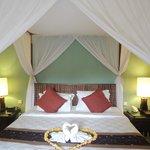 Room with Honeymoon decoration