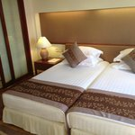 Crisp linen and great sleep